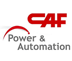 Logotipo de CAF