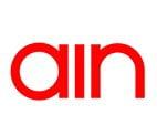Logotipo de AIN cliente de Eutik Solutions