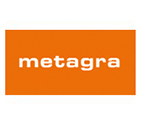 Logotipo de Metagra cliente de Eutik Solutions