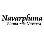 Logotipo de Navarpluma cliente de Eutik Solutions