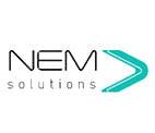 Logotipo de Nem Solutions cliente de Eutik Solutions